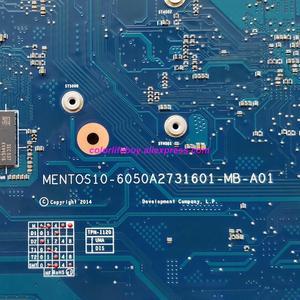 Image 5 - Echtes 814511 501 814511 001 w R5M330/2 GB A6 6310 CPU Laptop Motherboard Mainboard für HP 14  AF Serie NoteBook PC