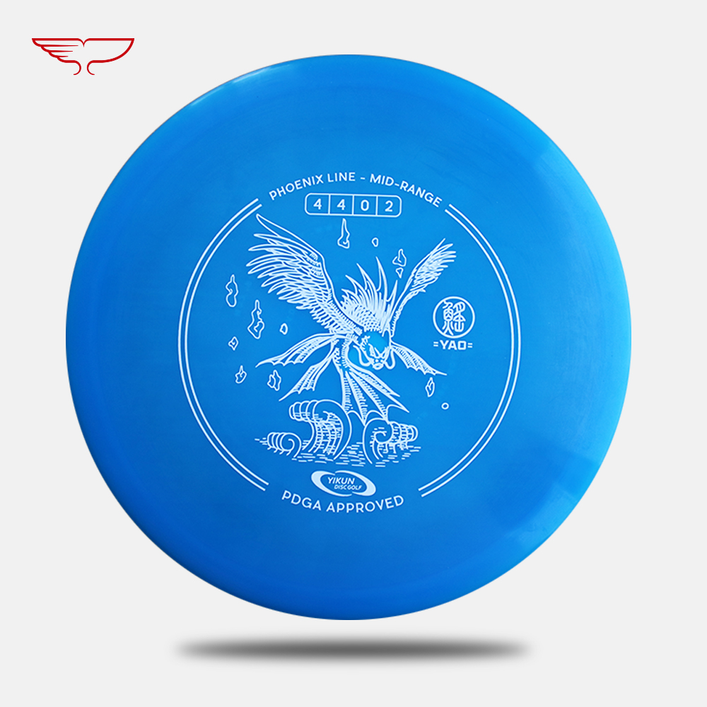 PDGA schválený profesionální Yikun Disc Golf Mid-range Phoenix - Vodní sporty