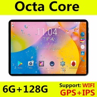2019 Hot Android 8.0 Russia 10 inch tablet 3G 4G FDD LTE Octa Core 6GB RAM 128GB ROM 1280*800 IPS Kids Tablet