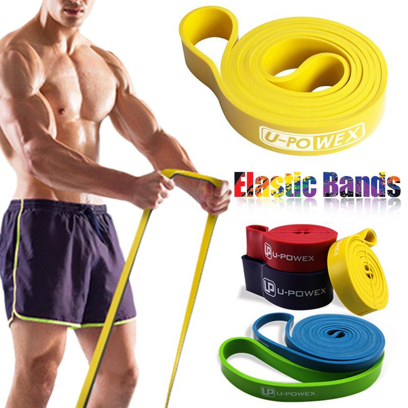 Resistance Bands Fitness Equipment Exercise Band Rubber Loop Gym Expander Strengthen Training Power Band Fitness Elastic Bands