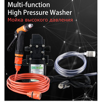 CARCHET Car Washer Gun Multifunctional High Pressure Washer Pump Cleaning Tool Portable Electric Washing for Machine Device Car