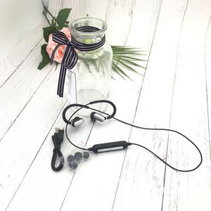 Image 2 - Portable Earphone 4.2 Bluetooths Pluggable Ear Hook Earbuds Anti slip Sweat proof Stereo Hd Bass Sports Music Devices With Mic