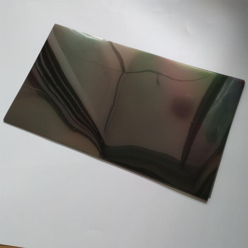 1 Pc Neue 48 Zoll 0 Grad Lcd Polarisator Film Blatt Für Lcd Led Screen Für Tv