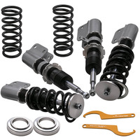 Full set of 4 Coilovers Suspension for 1997-2005 for Buick Century  Regal Adjustable Height  Shock Absorber Strut Coilover