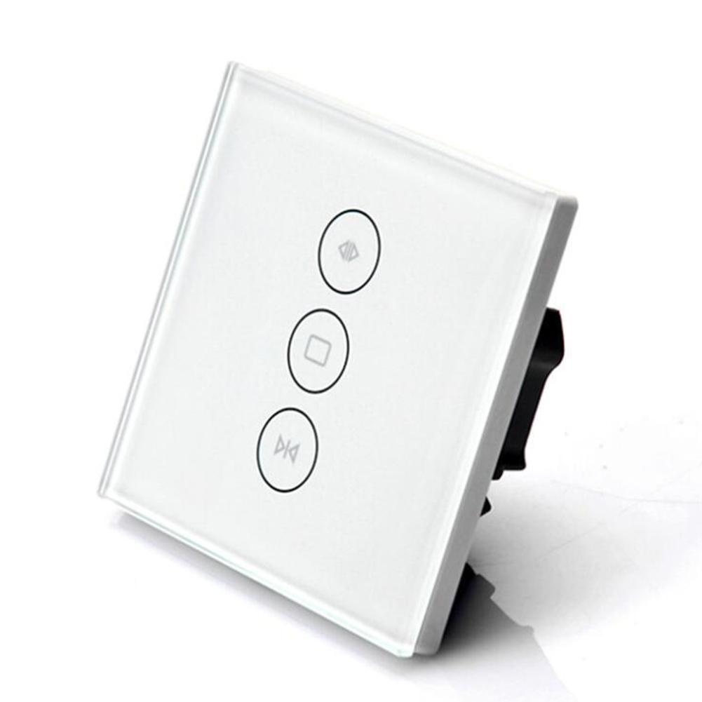 Adeeing Wifi Smart Voice Control Curtain Switch Supported by Phone APP