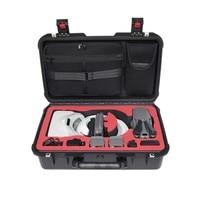 PGYTECH DJI Mavic 2 Pro/Zoom/Goggles Case Waterproof Travel Portable Safety Storage Box for DJI Mavic 2 Drone Accessories
