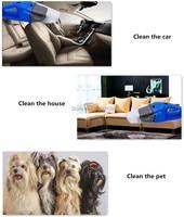 Car Vacuum Cleaner 120W Portable Handheld for seat ibiza clio 3 alfa romeo megane 2 peugeot 407 seat leon citroen c5 amg