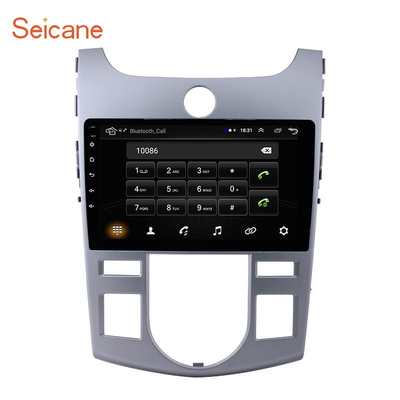 Seicane 9 Inch Android 8 1 Quad Core Car Radio Stereo