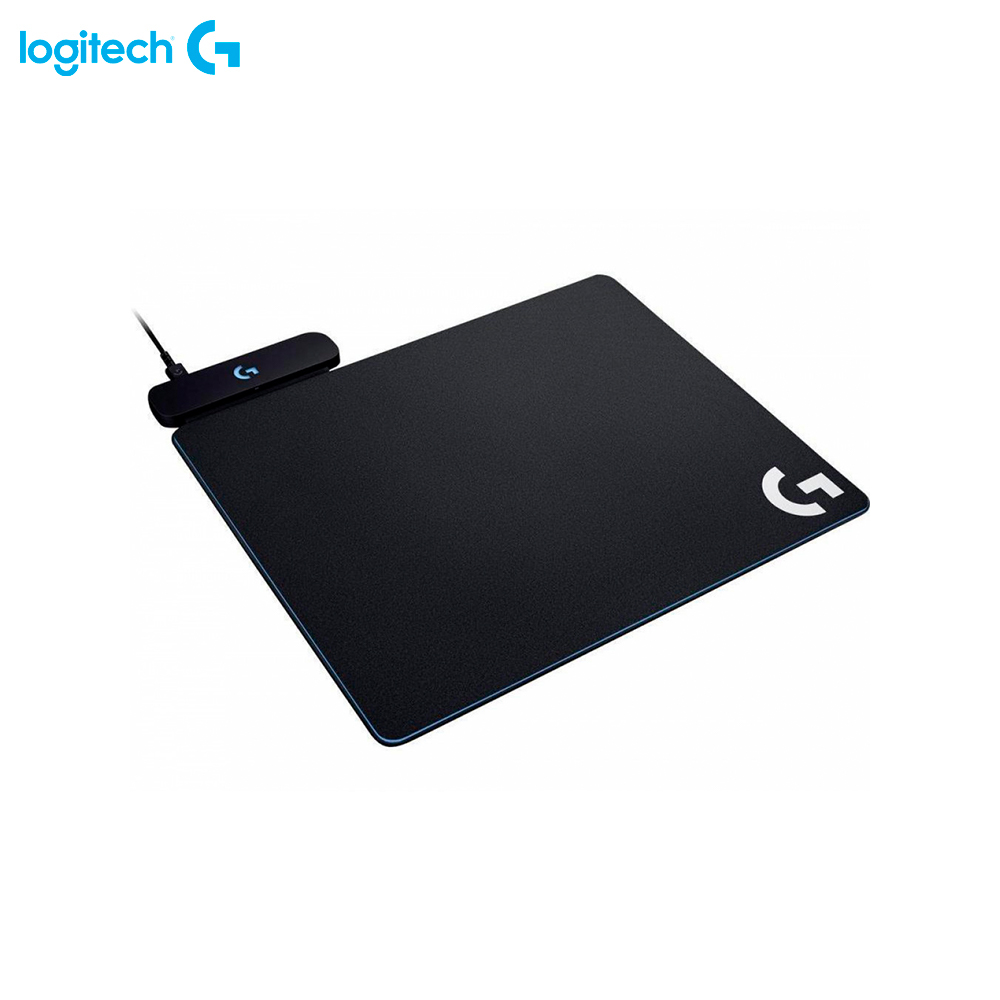 Mouse Pads Logitech G POWERPLAY WIRELESS CHARGING SYSTEM 943-000110 Computer Peripherals Mice Keyboards gaming big автокресло ailebebe swing moon premium группа 1 2 black grey 113419
