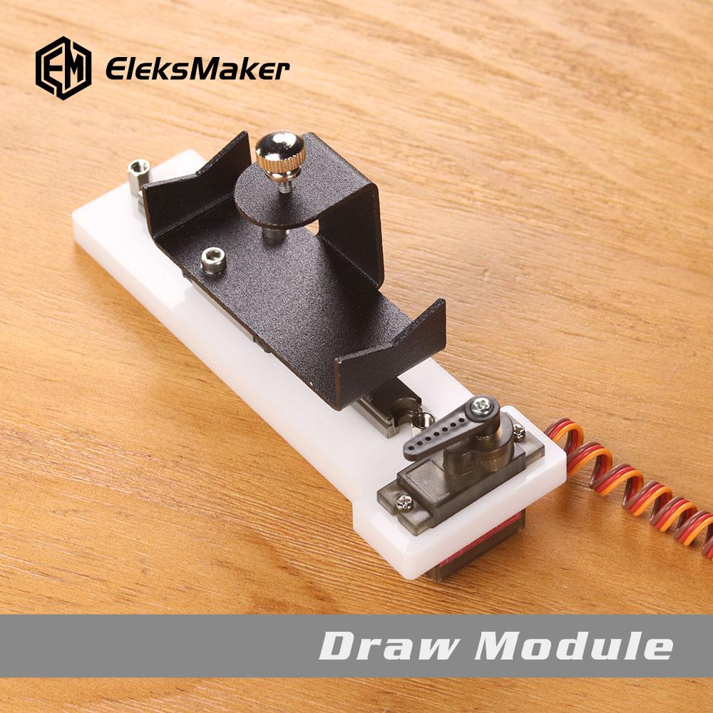 Drawing Module Kit For EleksMaker Desktop Mini Cutter Engraving Machine Parts Upgrade To Drawing Machine DIY Kit For Sale