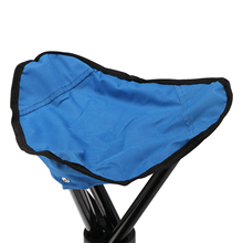 Outdoor Camping Folding Tripod Chair