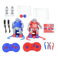 Remote Control Toy Set RC Smart Robot Soccer Ball Football Kids Child Interactive Game Remote Control Football Robot Set For Boy