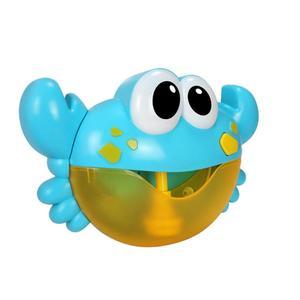 Image 3 - 25 stile Baby Bad Spielzeug Blase Maschine Große Frösche Krabben Automatische Blase Maker Gebläse Blase Maker Badewanne Seife Maschine Spielzeug