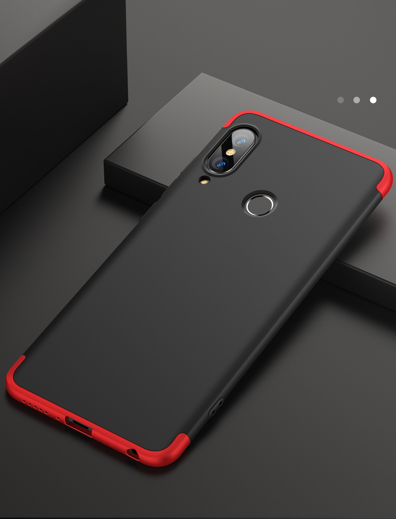 Huawei P 20 Lite Case P20 Lite Cover 360 Degree Full Body Cover Case For Huawei P20Lite Nova 3E ANE LX1 Hybrid Shockproof Cover in Fitted Cases from Cellphones Telecommunications