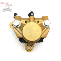 Brake Calipers W/Pads Rear Brake Pump For Yamaha TZR125 1990 1992 TZR250 1987 1989 FZR400 1988 1990