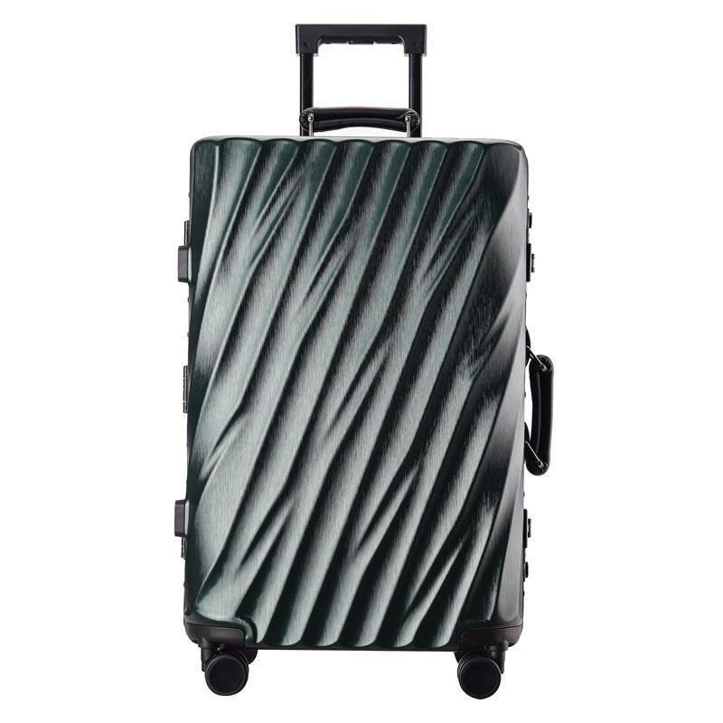 20 24 26 28 pouces d'affaires En alliage D'aluminium cadre roues voyage maletas de viaje con ruedas envio gratis koffer bagage à main