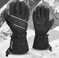 GIYO зимние велосипедные перчатки теплые водонепроницаемые флисовые снежные перчатки снегоходы сноуборд высокое качество