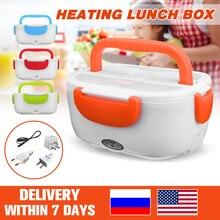 12/110/220V Портативный электрическое отопление Коробки для обедов бенто коробка для хранения Офис школьная контейнер риса Еда грелка для дропшиппинг