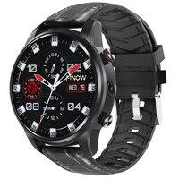 FINOW X7 4G Смарт часы Android 7,1 1,39 дюйма MTK6739 4 ядра 1 GB + 16 GB Встроенная память часы, смартфон BT пульсометр для Xiaomi