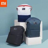 3 Colors Xiaomi Mijai Casual Shoulder Bag Large Opening Design Waterproof Light Men's Shoulder Bag Large Capacity Bag