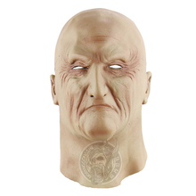 Adult Gang Leader Mask Cosplay Costume Halloween Carnival Performance Party Suit
