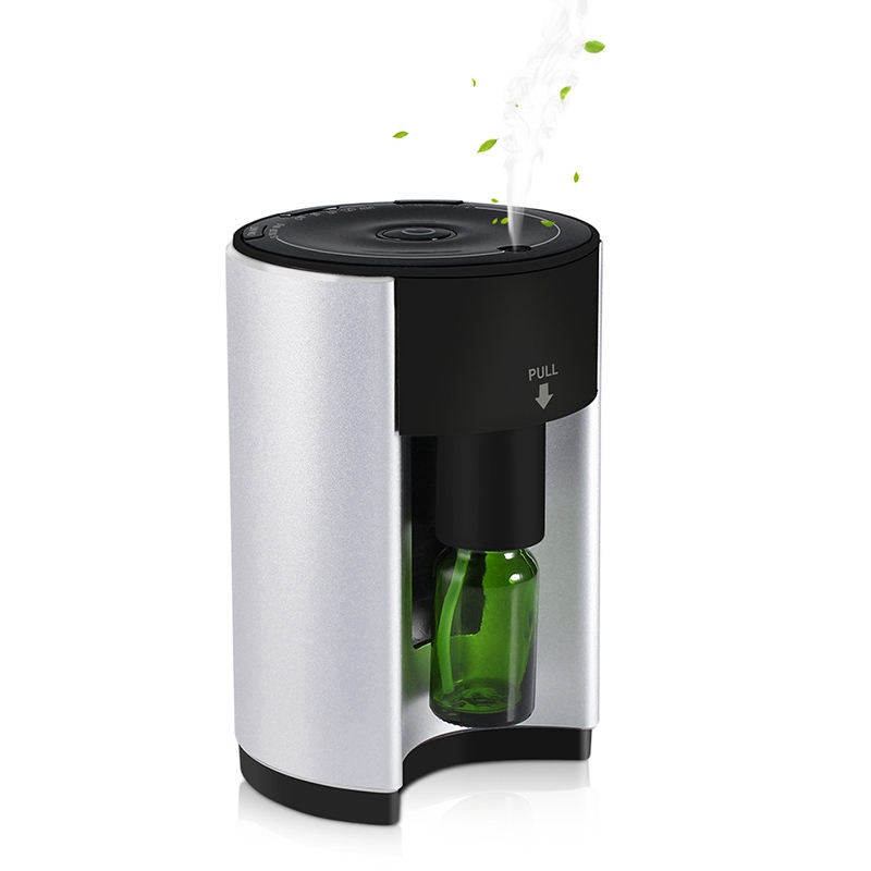 SANQ Waterless Nebulizing Oil Aroma Diffuser Diffuseur Aluminium Alloy Essential Oil Diffusers Aromaterapia Household Home Wor