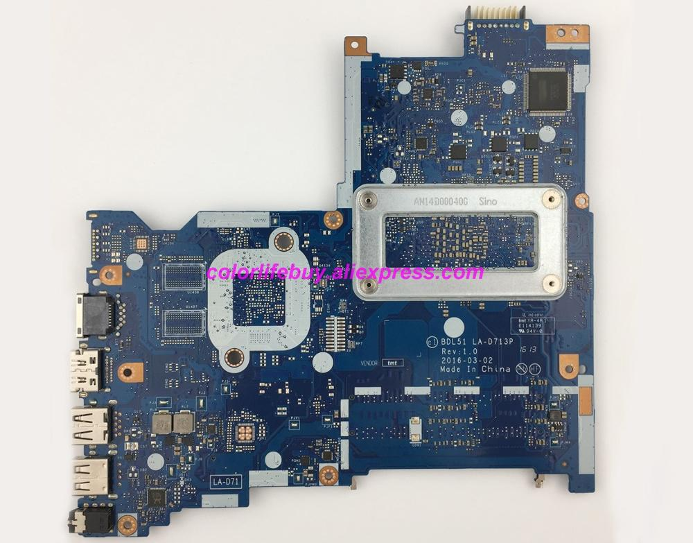 Image 2 - Genuine 854957 601 854957 001 BDL51 LA D713P UMA w A10 9600P CPU Motherboard Mainboard for HP 15 15Z 15 BA 15Z BA000 NoteBook PC-in Laptop Motherboard from Computer & Office