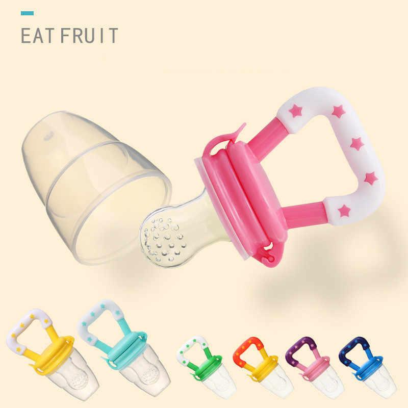 อาหารสด Nibbler เด็ก Pacifiers Feeder เด็กผลไม้ Feeder Nipples ให้อาหารเด็กปลอดภัยจุกนมขวด Pacifier