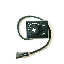 12V-24V Parking Heater Controller Knob Switch For Car Track Air