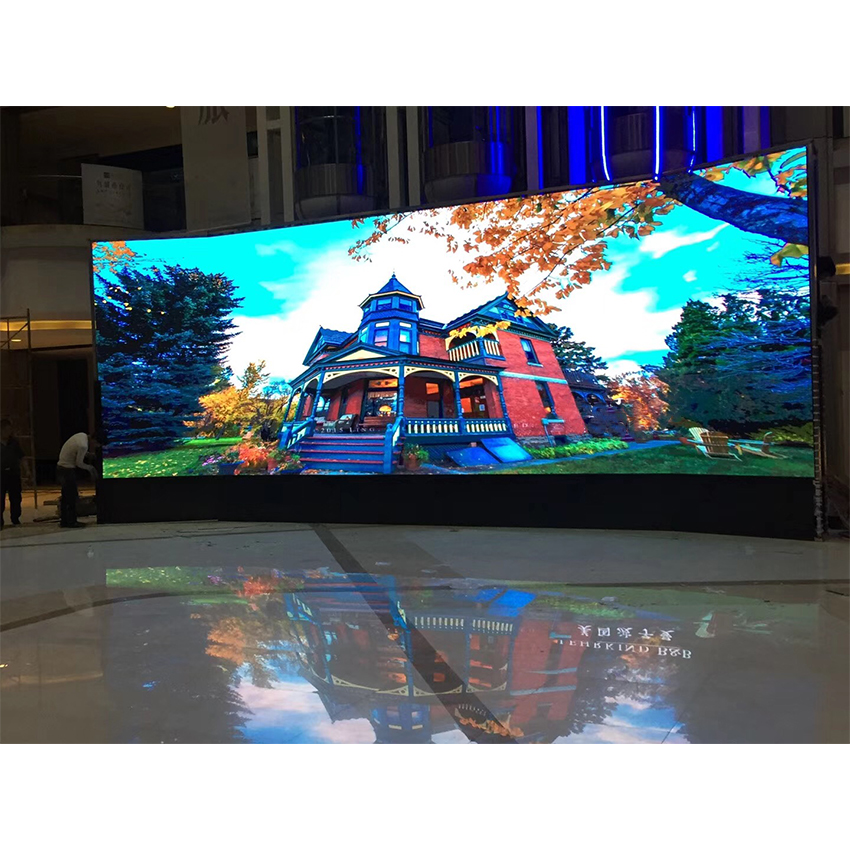 SZLIGHTALL Indoor P3mm 3 In 1 Full Color LED Display Panels, Led Video Function For Stage Performance
