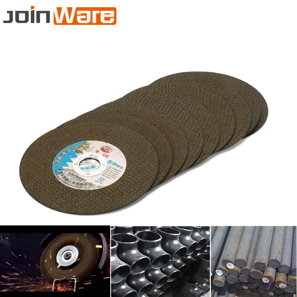 150MM Cutting Disc Ultrathin Resin Grinding Wheel For Stainless Steel Iron Metal Angle Grinder Rotary Tools 22MM Bore 6