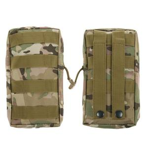 Image 4 - 600D Utility Sports Molle Pouch Tactical Medical Military Tactical Vest Waist Airsoft Bag for Outdoor Hunting Pack Equipment Cam