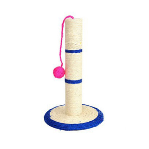 Image 5 - Cat Tree   Pole Scratcher with Ball (Toy) Pet Scratch Sisal Tree Furniture Protector Cat Play Toys   Random Color