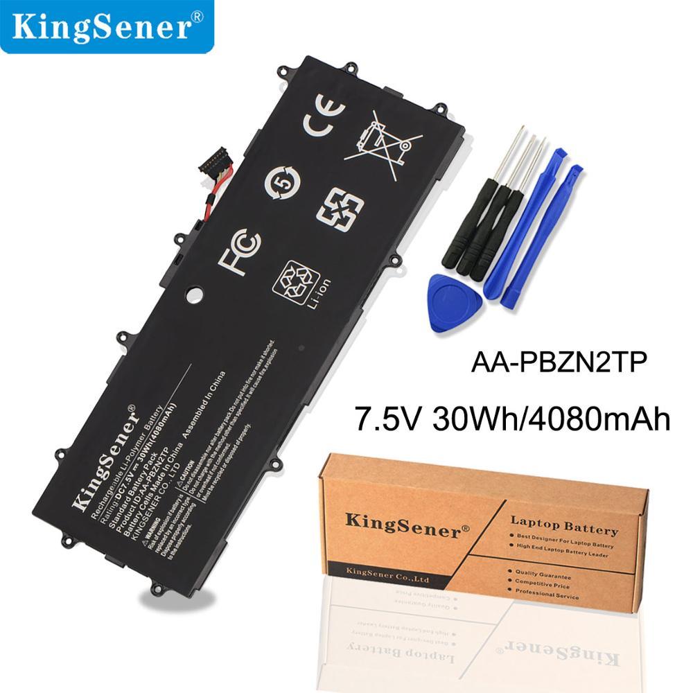 KingSener Baru Bateri AA-PBZN2TP Tablet untuk Samsung Chromebook XE500T1C 905S 915S 905s3g XE303 XE303C12 NP905S3G 7.5V 4080mAh