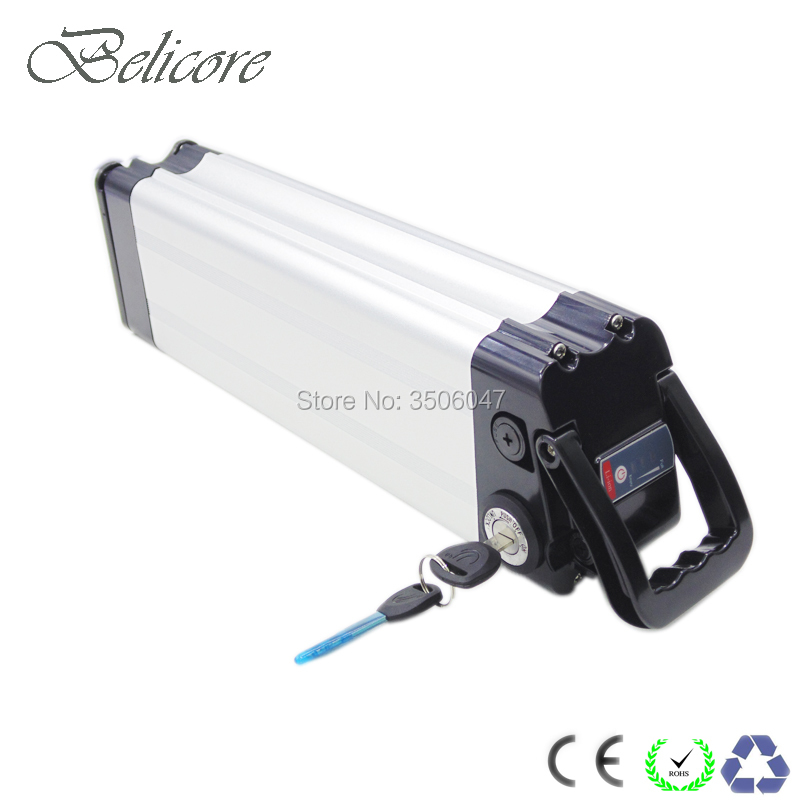 EU US no tax 300W 250W Silver Fish electric bicycle Battery 24V 15Ah 16ah tube Li Ion Battery Pack with chargerEU US no tax 300W 250W Silver Fish electric bicycle Battery 24V 15Ah 16ah tube Li Ion Battery Pack with charger