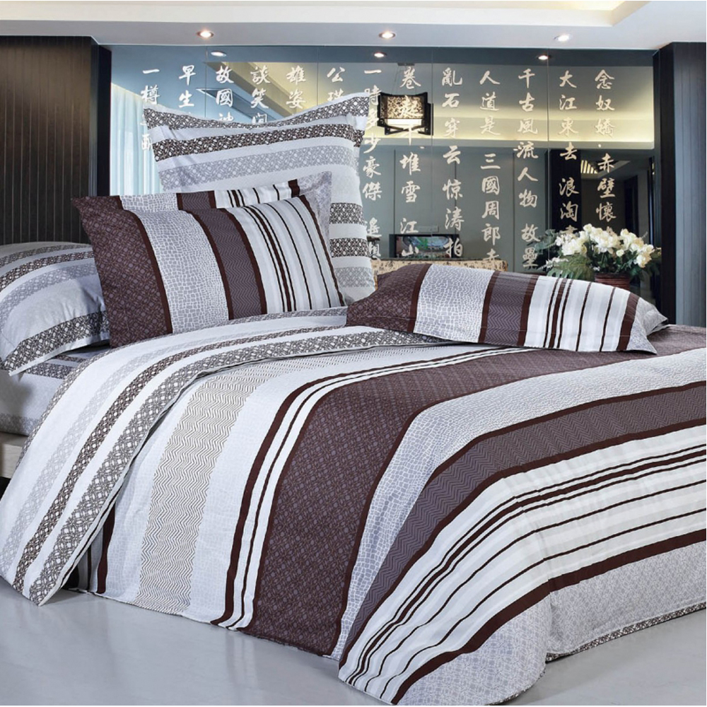 цена Bedding Set SAILID B-105 cover set linings duvet cover bed sheet pillowcases TmallTS