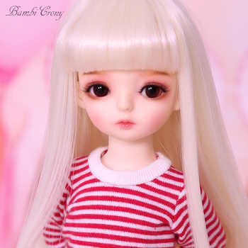BambiCrony Vanilla Fullset BJD SD Dolls YoSD Littlefee Luts 1/6 Resin Figures Ball Joint Toys Wig Shoes Clothes Free Eyes - DISCOUNT ITEM  29% OFF All Category