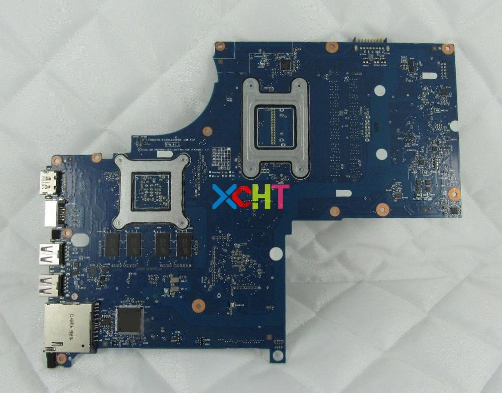 motherboard graphics 746451-501 746451-601 HM87 w 740M/2G Graphics for HP ENVY 17-J044CA 17-j117TX M7-J003XX 17T-J100 PC Motherboard Mainboard Tested (2)