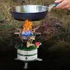 BRS новый портативный открытый цельные газовые горелки плита газовая плиты Мини топливо Кемпинг Примус для кемпинга пикника - 2