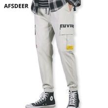 bcac3f7e11f4e Carga Mens Pantalones Pantalón pantalón pantalones casuales pantalones de  Fitness de Hip Hop para hombres