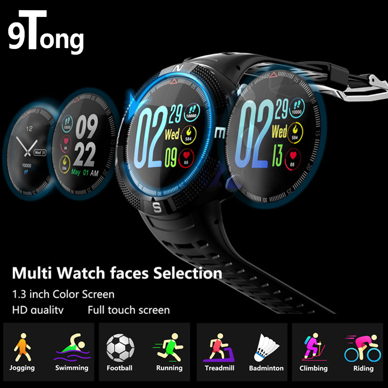 9Tong Sport Smart Watch Waterproof Etanche Compass GPS Glonass Position Smartwatch Fitness Fitness Tracker Heart Rate for Ios9Tong Sport Smart Watch Waterproof Etanche Compass GPS Glonass Position Smartwatch Fitness Fitness Tracker Heart Rate for Ios