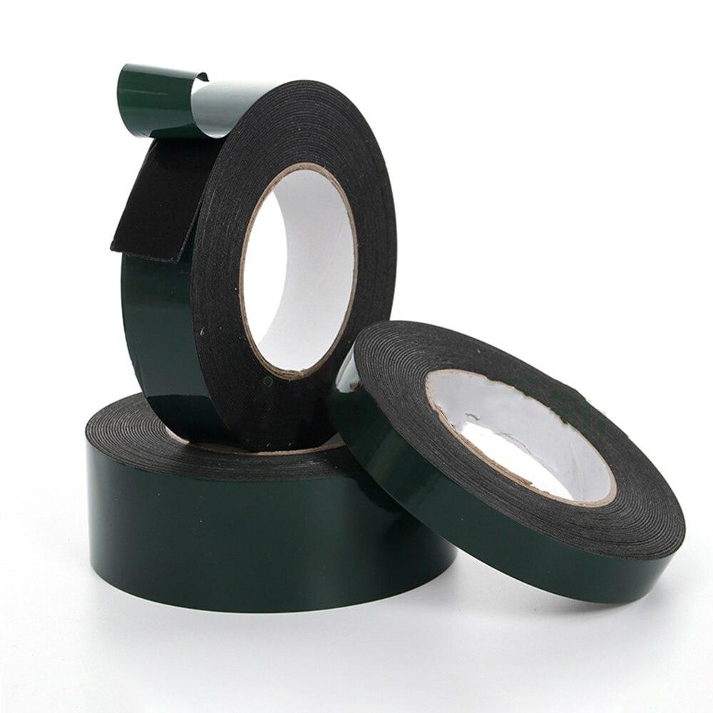 Super Sterke Waterdichte Zelfklevende Dubbelzijdige Foam Tape Voor Auto Trim/reclame/garderobe Catalogi Worden Op Verzoek Verzonden
