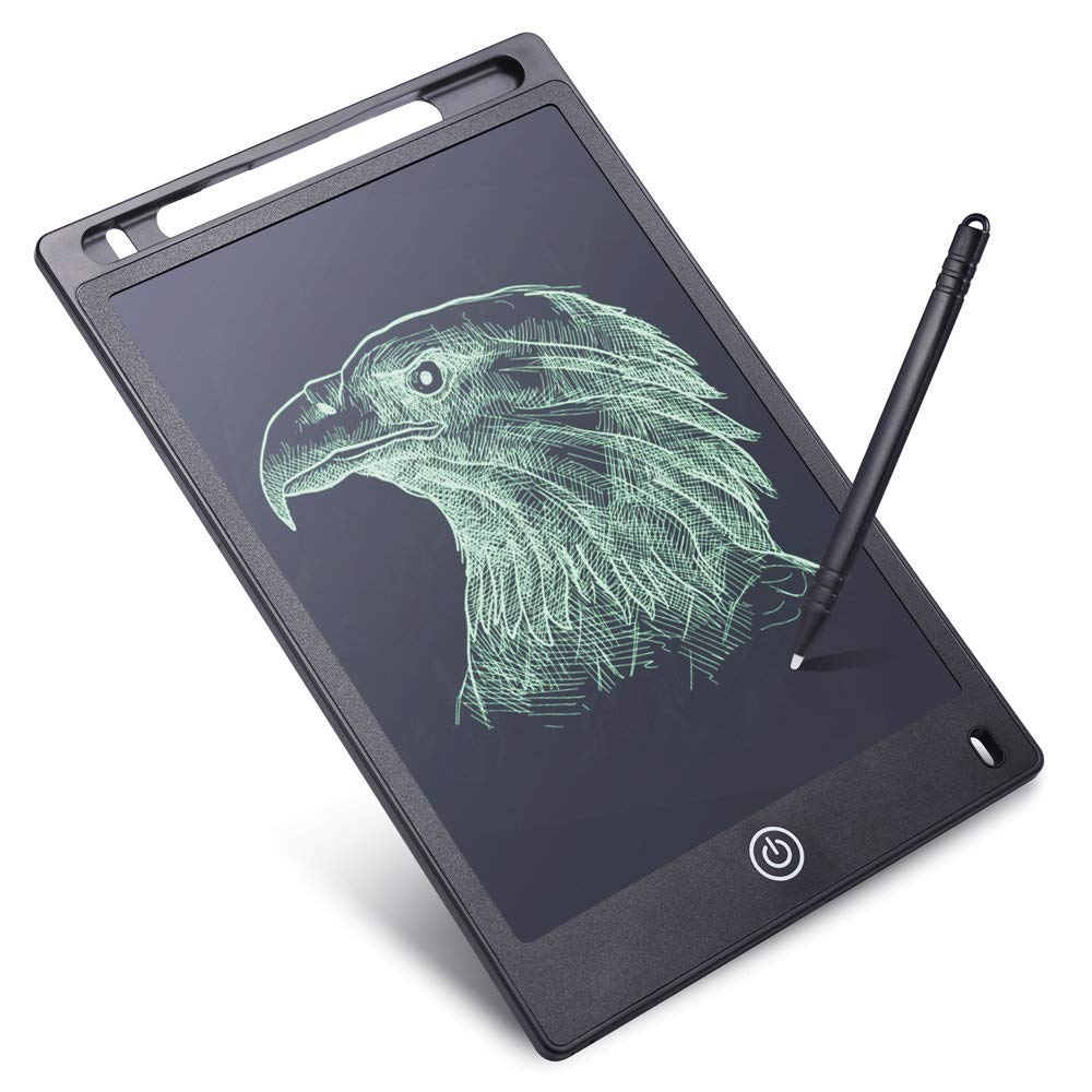 PPYY NEW -Lcd Writing Tablet, Drawing Writing Board For Kids And Businessman, 8.5Inch Electronic Doodle Pad For Home, School A