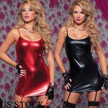 ad6b948ca0ce6 Compare Prices on Wet Look Dress Club Wear- Online Shopping/Buy Low ...