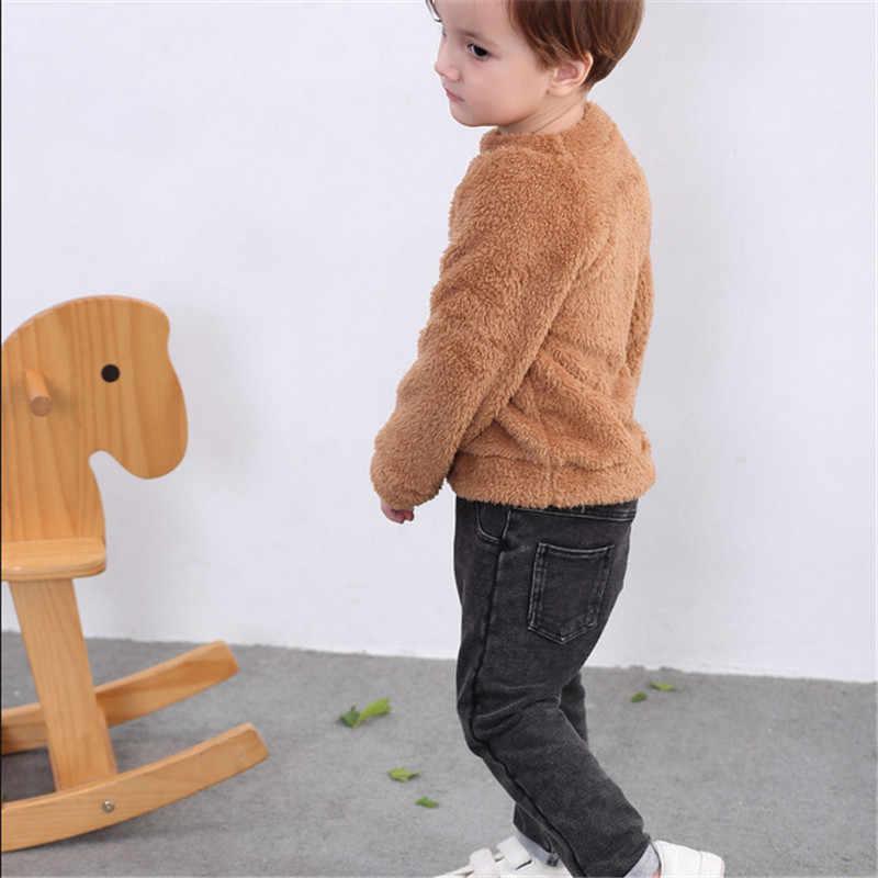 6e944e020 Detail Feedback Questions about Cute Winter Warm Bear Sweater Kids ...