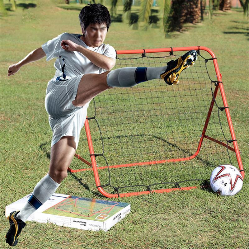 Football Football Baseball rebond cible maille Net Sports de plein air Football entraînement aide Football Ball pratique