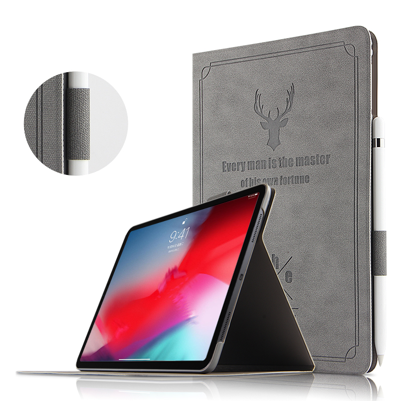 Case For Ipad Pro 11 Protective Cover PU Leather Smart Case For Apple New Ipad Pro11 Ipad 11