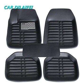 car floor mat carpet rug ground mats accessories for toyota auris avensis aygo camry 40 50 chr c-hr corolla verso
