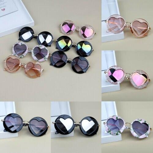 2019 Kids Baby Retro Sunglasses New Fashion Anti-uv Boys Girls Children Holiday Beach Sun Glasses Uk