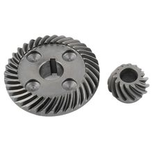 Replacement Eletric Tool Angle Grinding Spiral Bevel Gear Series for Hitachi 100 ft304 31f 138 ft304 31f 131 the mid driving bevel gear and main bevel gear for foton lzt tractor ft304 454 lzt304 lzt454